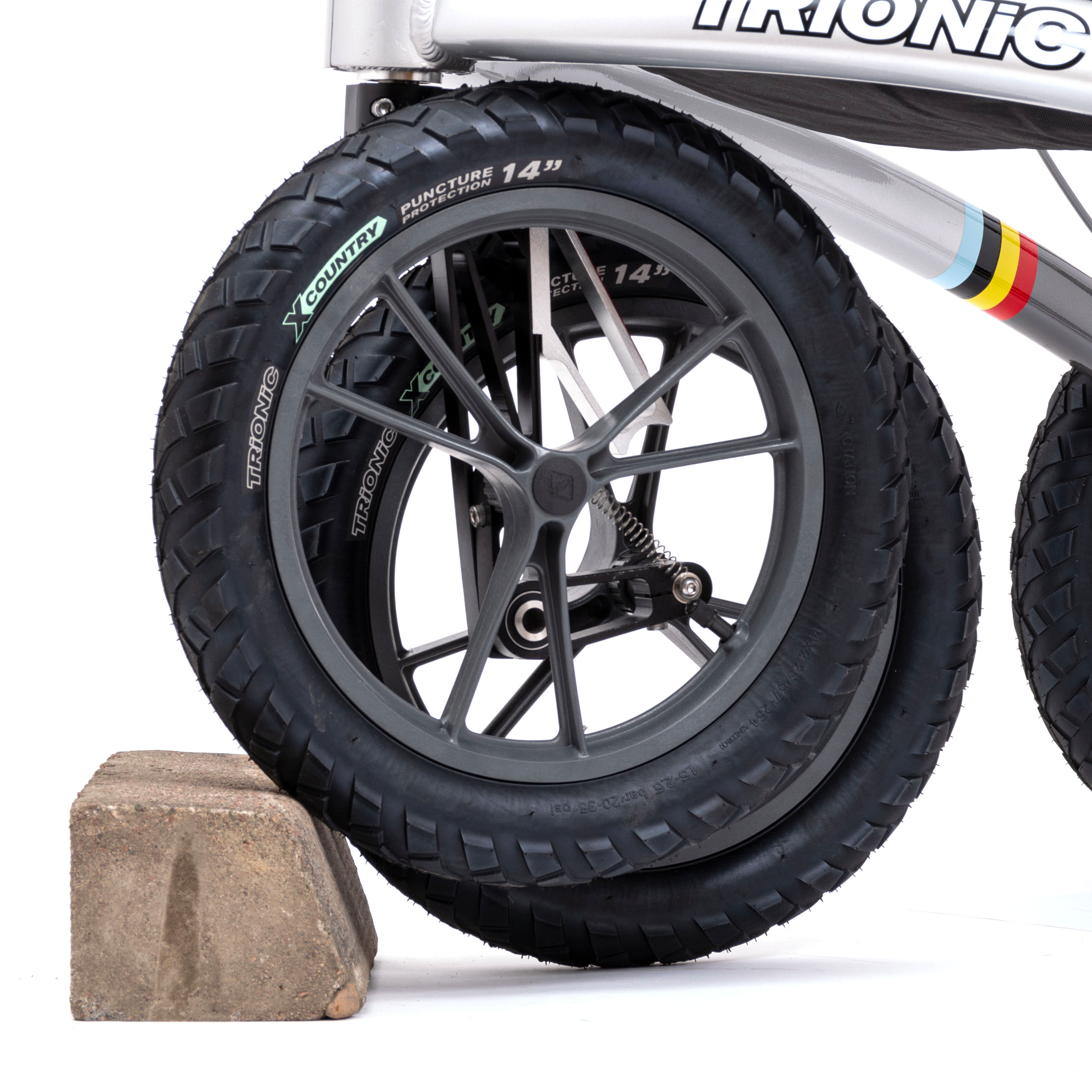 La taille de la roue importe